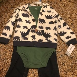 NWT - Carters 24 month 3 piece set